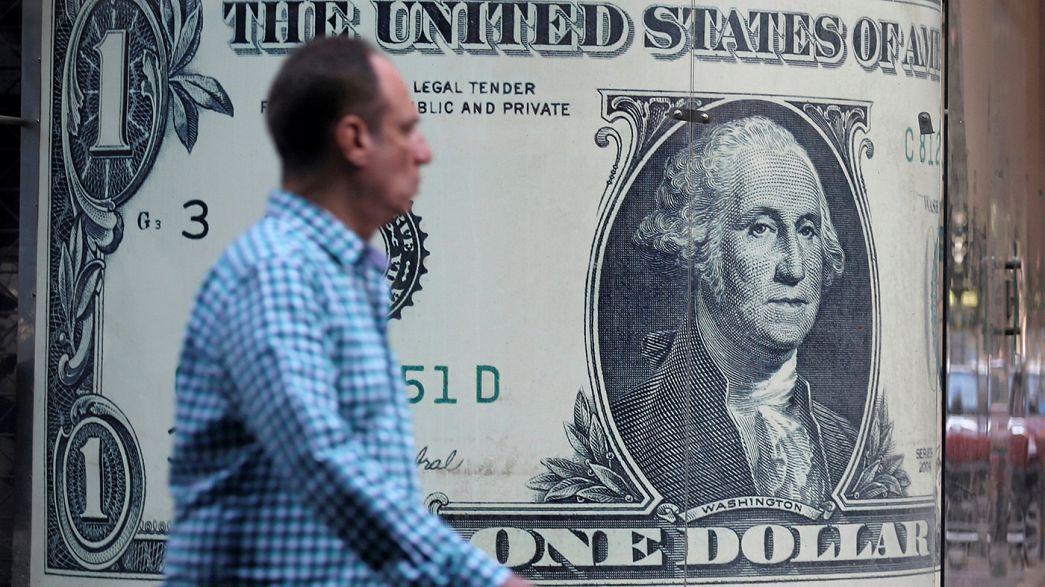 США: рост розничных продаж в октябре