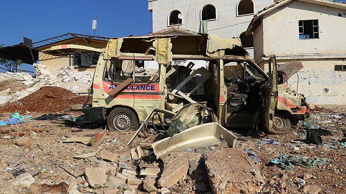 Siria: al via bombardamenti da portaerei russa Kouznetsov, raid del regime su Aleppo