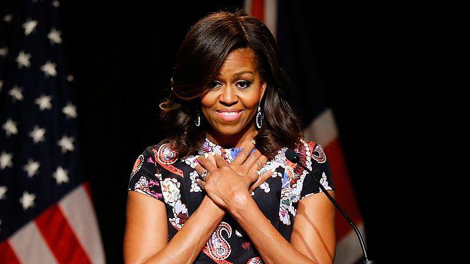 Hétköznapi rasszizmus: botrány Michelle Obama leszólásáért