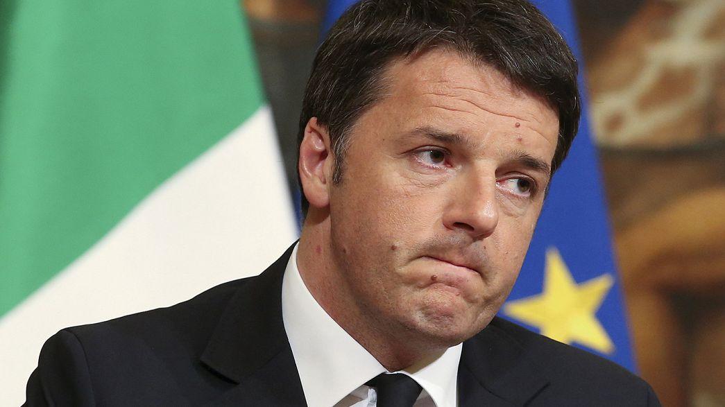 """روما تتقدم بـ """"تحفظات رسمية"""" على الميزانية الأوروبية على خلفية أزمة الهجرة"""