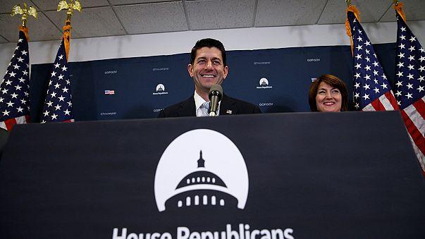 الجمهوريون يختارون بول رايان رئيسا لمجلس النواب الأمريكي