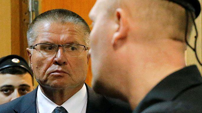 Russia bribery inquiry - more suspects?