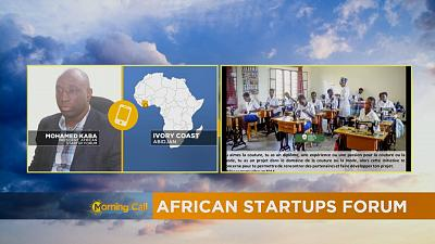 Forum économique des start-up africaines[Le Morning Call]