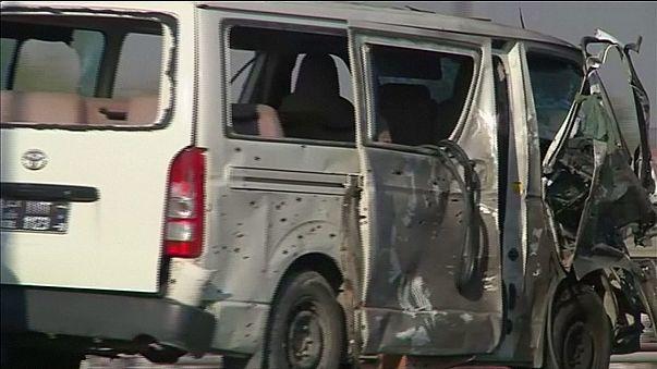 Афганистан: жертвами смертника стали сотрудники сил безопасности
