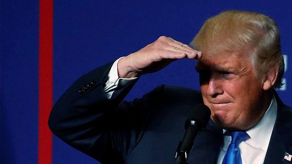 Трамп отбирает кандидатуры на высшие посты в США