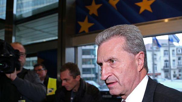 Oettinger im Privatjet zu Orban - Schon wieder ein Skandal?