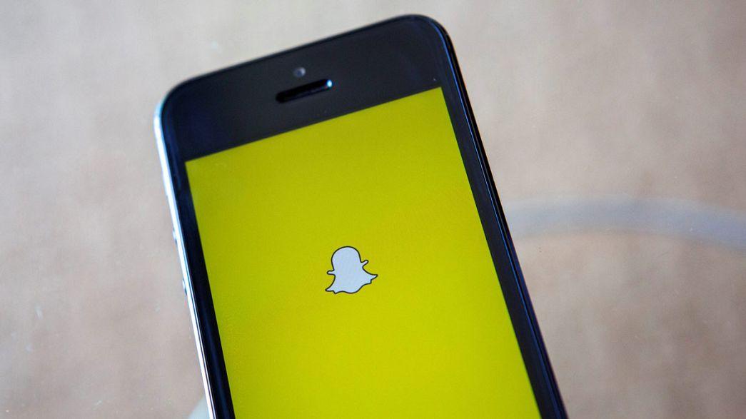 Η Snapchat ετοιμάζεται για τη Wall Street