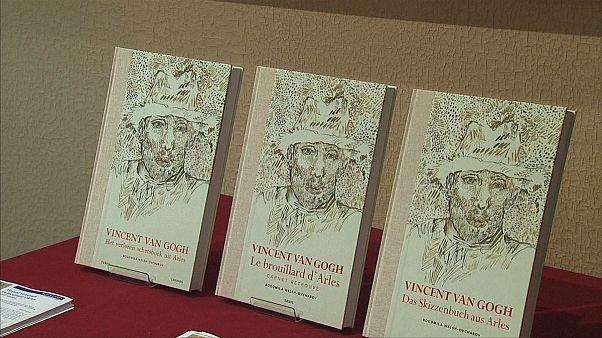 Presentado en Francia un polémico libro con bocetos de Van Gogh