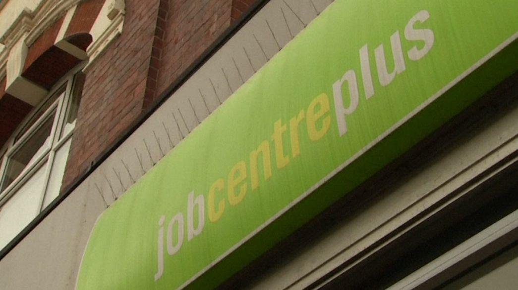 Royaume-Uni : le taux de chômage au plus bas en 11 ans