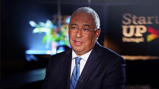 Ο πρωθυπουργός της Πορτογαλίας Αντόνιο Κόστα στο euronews