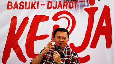 Le gouverneur de Jakarta (Indonésie) inculpé pour blasphème
