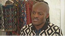 Xhosa inspired knitwear is high fashion