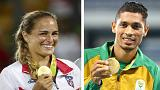 Моника Пуиг и Вайде ван Никерк названы лучшими спортсменами Рио-2016