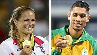 Das sind die besten Olympia-Athleten