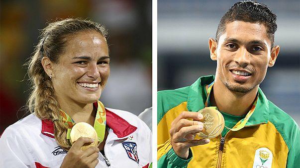 أنوك تختار بويغ وفان كيرك كأفضل رياضيين في أولمبياد ريو
