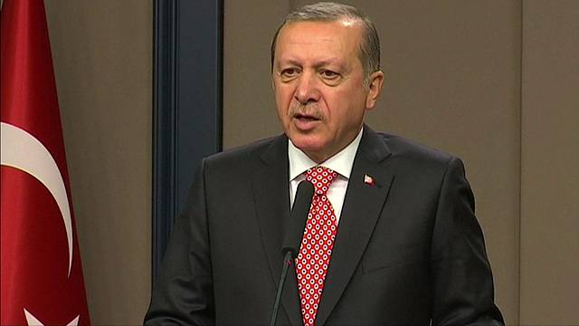 "Эрдоган снова отчитал Запад ""за поддержку террористов"""