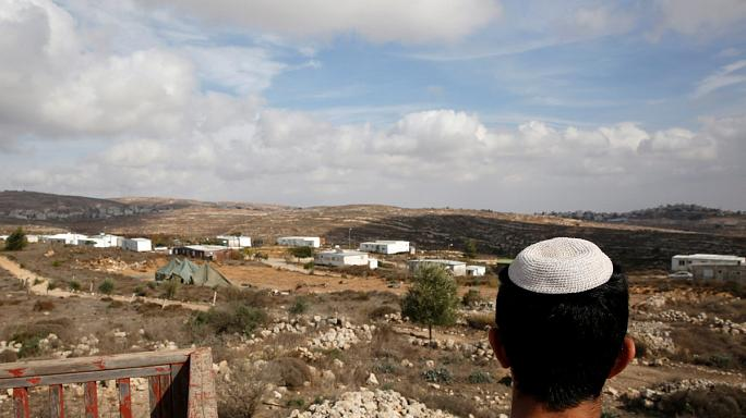 """İsrail'den """"Filistinlilerin özel arazilerine el koyma"""" izni"""