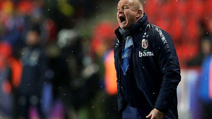 Calcio, Norvegia: ratificate le dimissioni del commissario tecnico