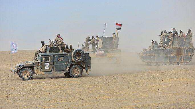 Irakische Kräfte erobern Flughafen vom IS