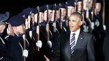 Obama auf Abschiedstour: Auch in Berlin muss er Sorgen zerstreuen