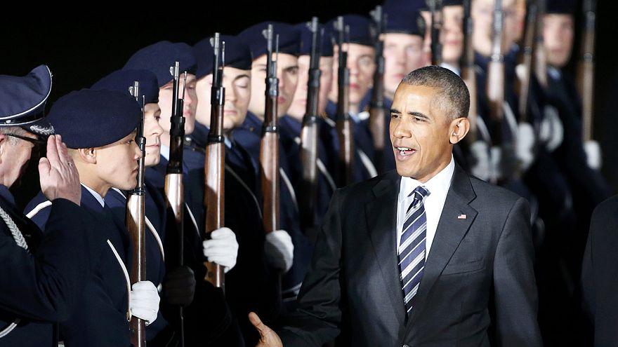 Démocratie, Otan, libre-échange : les (derniers) messages d'Obama à l'Europe