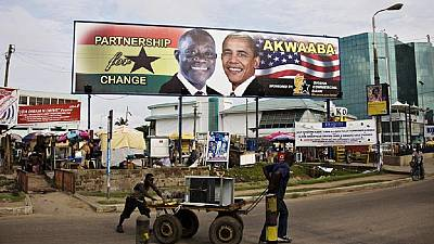 Obama & Africa [2]: Continental trips in his first term [Photos]