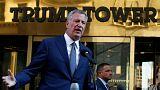 """نيويورك """"مدينة المهاجرين"""" تتعهد بتأمين عدم فصل الأسر"""
