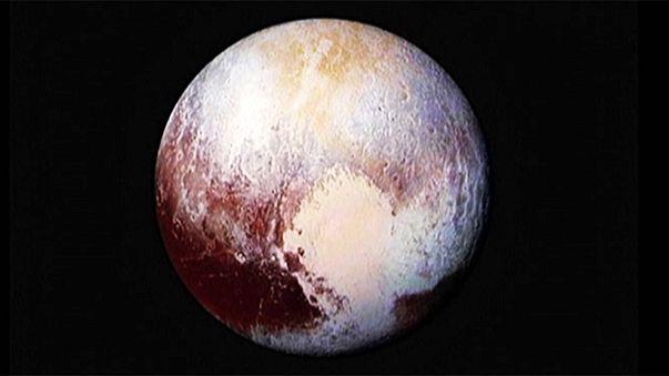 Plutón esconde un océano con tanta agua como todos los mares de la Tierra