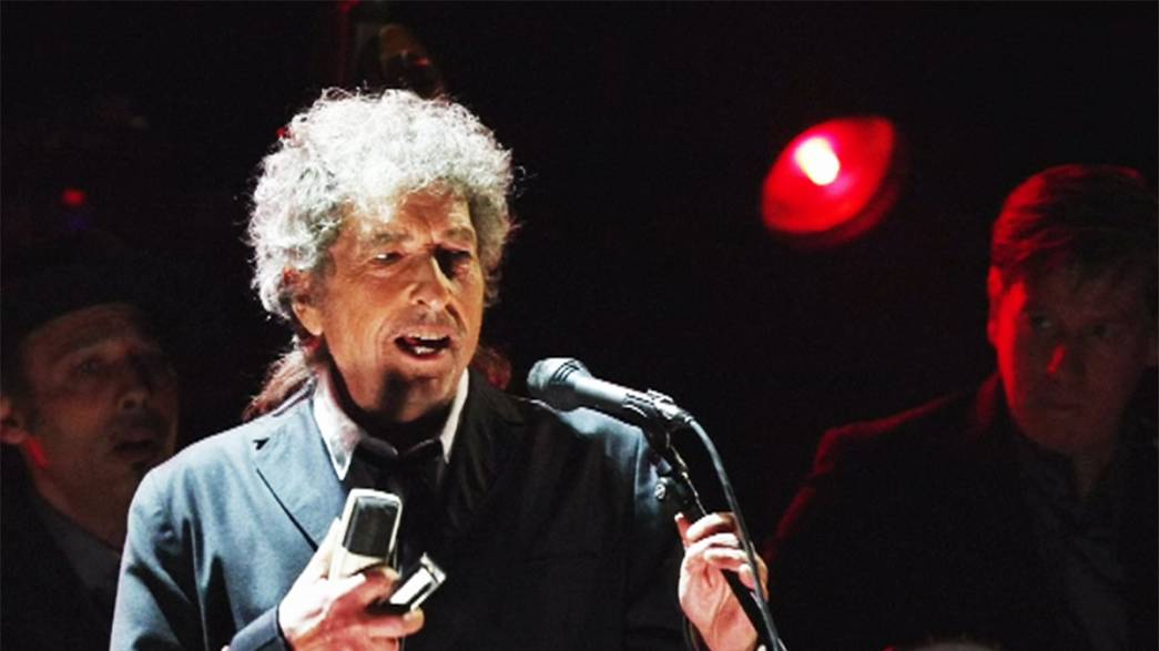 Bob Dylan ne sera pas libre pour aller chercher son prix Nobel