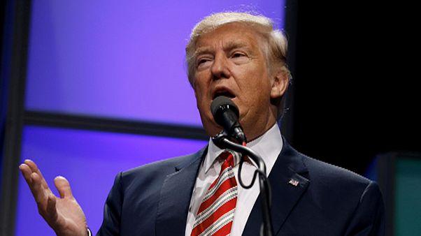 تیم دونالد ترامپ: ما از برنامه عقب نیستیم، تئوری توطئه را کنار بگذارید