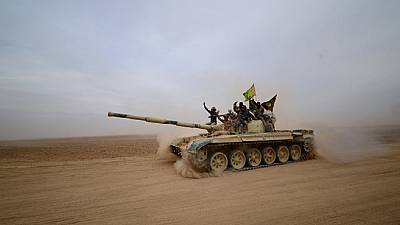 Irak-Mossoul : déjà un mois de bataille
