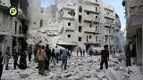 WHO condemns Syria hospital attacks