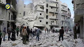WHO condemns Syria hospital attacks