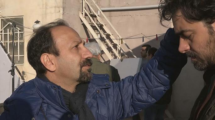 Ashgar Farhadi on shooting 'The Salesman'