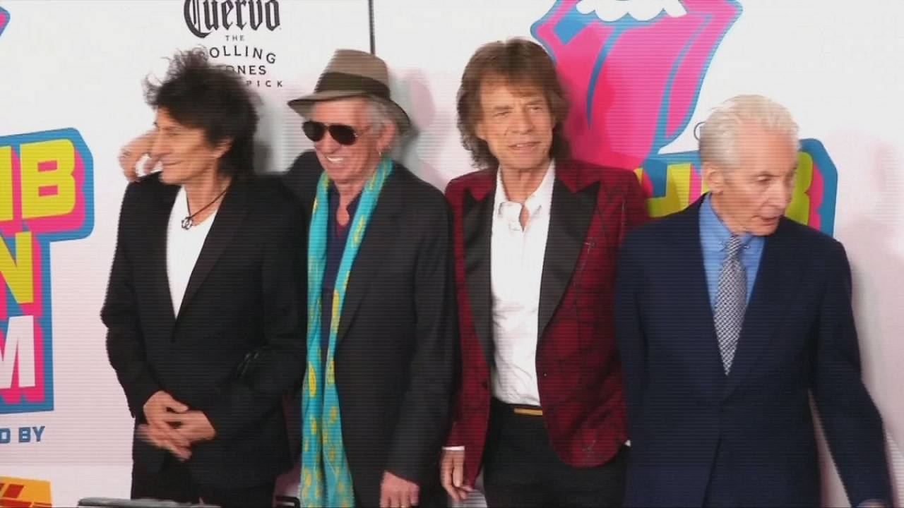 Hang out with the Rolling Stones in New York