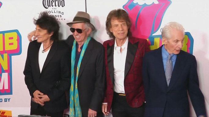 Bir Rolling Stones sergisi: 'Exhibitionism'