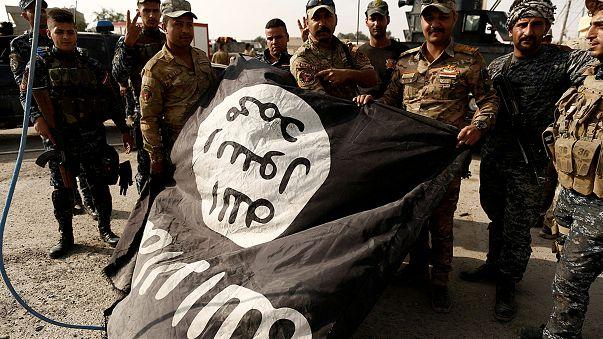 """تنظيم """"الدولة الإسلامية"""" كان يُعلِّم أطفال مدرسة الأربجية في الموصل استخدام السلاح الناري"""