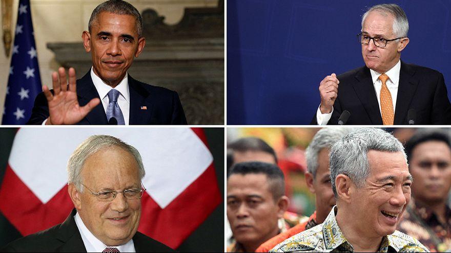Los 9 líderes mejor pagados del mundo