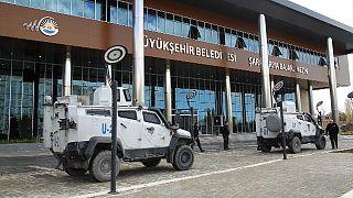 Türkische Regierung setzt weitere Bürgermeister ab