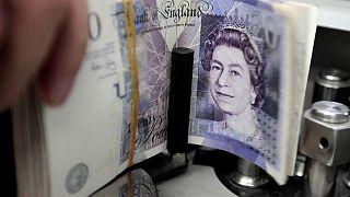 Großbritannien: Wetter schlecht, Umsätze im Einzelhandel gut