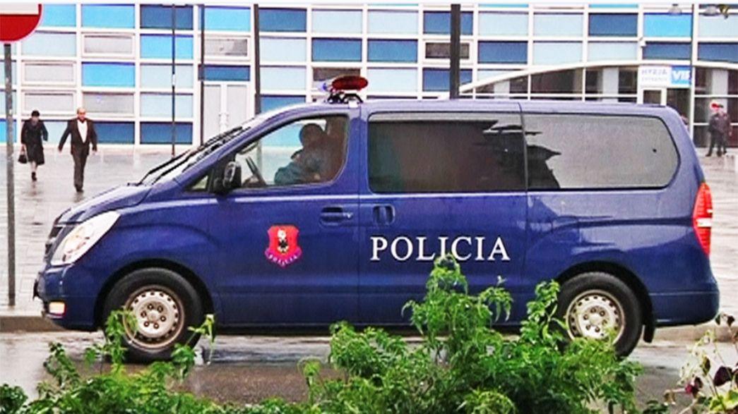شرطة كوسوفو تقول إنها تمكنت من منع هجوم لداعش على الفريق الإسرائيلي لكرة القدم