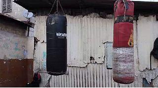 Ghana : Bukom, entre misère et passion pour la boxe