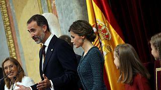 Испания: король призвал депутатов победить коррупцию