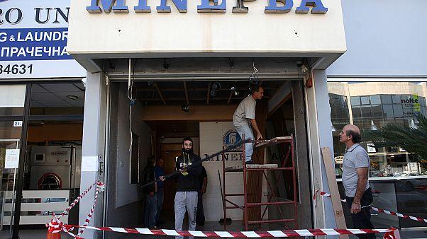 Κύπρος: Ισχυρή έκρηξη στα γραφεία εταιρείας του Κουτσοκούμνη