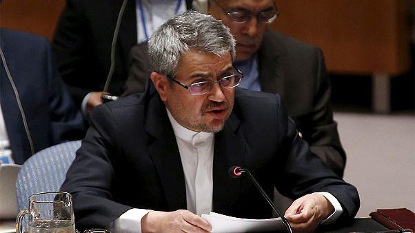 نماینده ایران در سازمان ملل: حاميان ديروز صدام از نقض منشور ملل متحد از سوی ایران دم میزنند