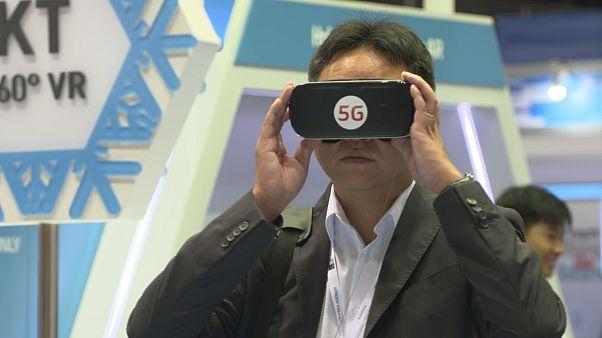 5G bei ITU in Bangkok