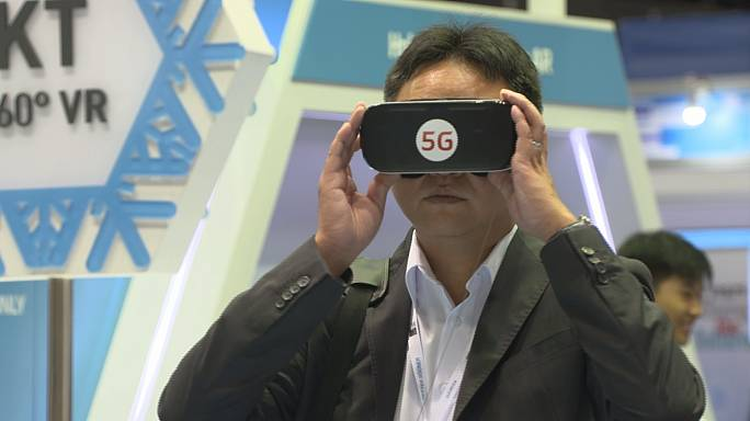 5G: a faster, even more connected world