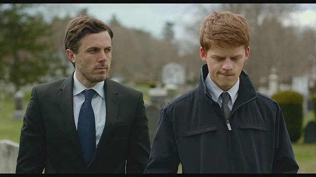 """Manchester by the sea"" avec Casey Affleck"