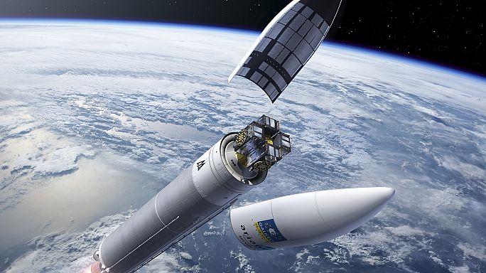La ESA pone en órbita otros cuatro satélites de la Constelación Galileo