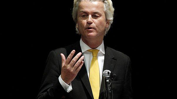 La Fiscalía holandesa pide 5.000 euros a líder extrema derecha Wilders por incitar al odio